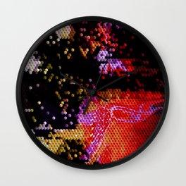 Qubit Wall Clock