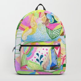 Looking for Flowers Backpack