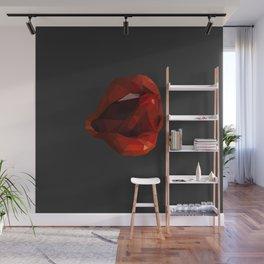 Sweet lips Wall Mural