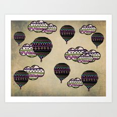 Fly me Away Art Print