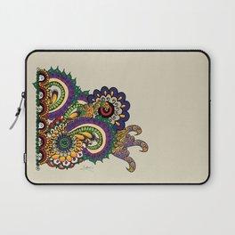 Hello 70s! Corally Laptop Sleeve