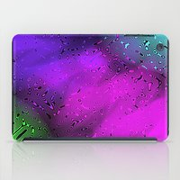 bubbles iPad Cases featuring Bubbles by Abstract Designs