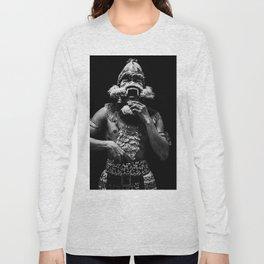 Ramayana ballet - Scream Long Sleeve T-shirt