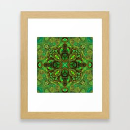 QUA Framed Art Print