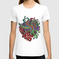 psychedelic T-shirts featuring Psychedelic   by Malsano