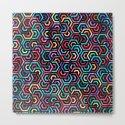 Seamless Colorful Geometric Pattern XXV by kapstech