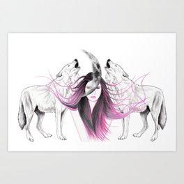 Allies Art Print