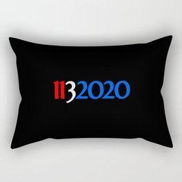 11 3 2020 November 3rd Rectangular Pillow
