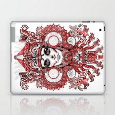 Red Serpent Queen Laptop & iPad Skin
