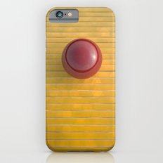 red on yellow Slim Case iPhone 6s