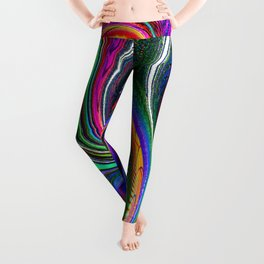 Oriental Vapours Leggings