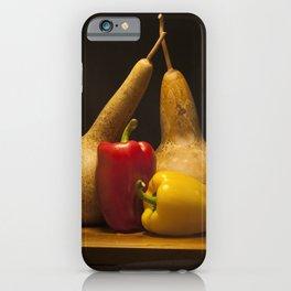 Vegetable Still life iPhone Case