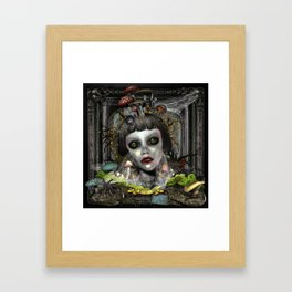 "Renata ""Beauty Born Again"" Framed Art Print"