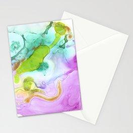 Caribbean Sea Stationery Cards