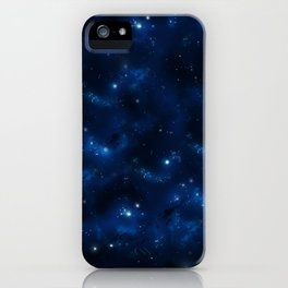Space: Nenkaakso Front (Original) iPhone Case