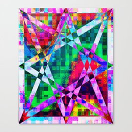 TIMESPACE Canvas Print