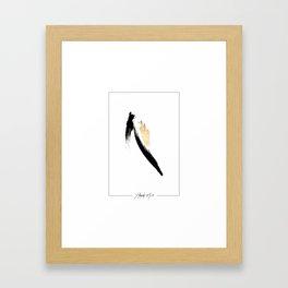 ABSTRACT No.11 Framed Art Print