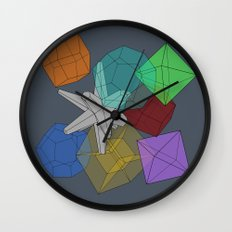 Cluster Flux Wall Clock