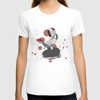 robot T-shirts featuring Robot by Aeternial