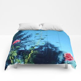 Rose Ripple Reflection Comforters