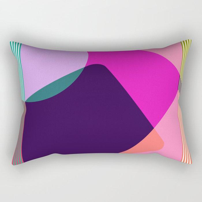 Late 80's Rectangular Pillow