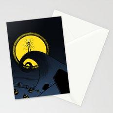 Nightmare Before Slender Stationery Cards