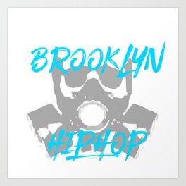 Brooklin Sw Art Print