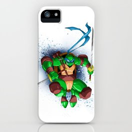 The Leader iPhone Case