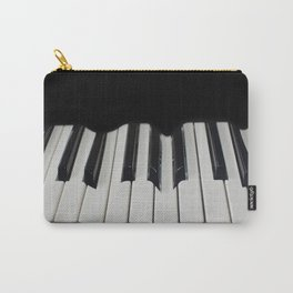 Warped Piano Keys Carry-All Pouch