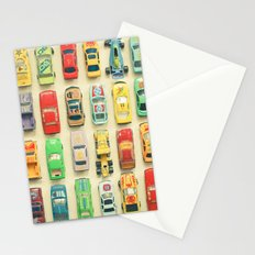 Car Park Stationery Cards