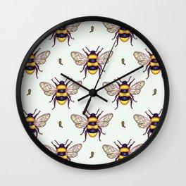 honey guards Wall Clock
