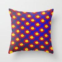 colorado Throw Pillows featuring Colorado by JacksonBear