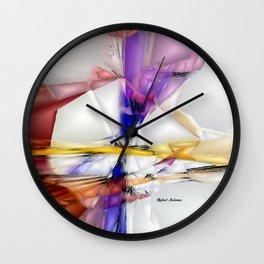 Music Melody Wall Clock