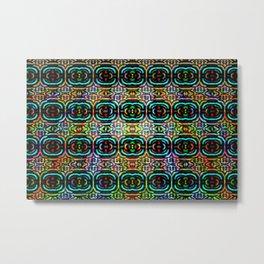 Colorandblack serie 258 Metal Print