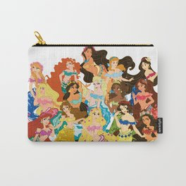 Koi Mermaids Carry-All Pouch