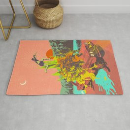 SUMMER VIBES Rug