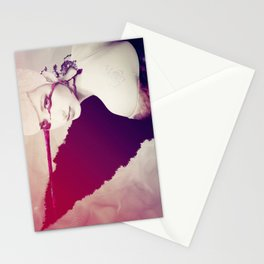 The Soul - generative mix Stationery Cards