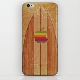 Surfboard iPhone Skin