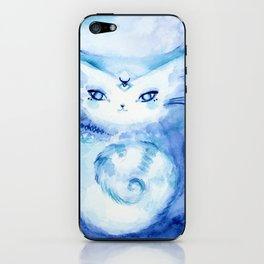 Serena Cat : Peace iPhone Skin