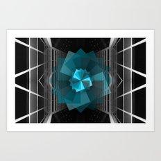 Glimmung Art Print