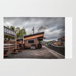 Bridgnorth Railway Station Rug