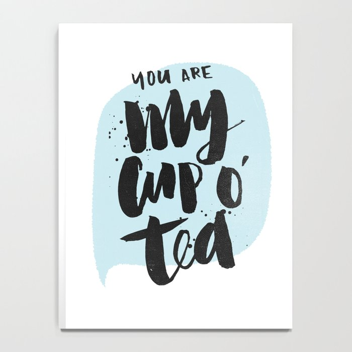 My cup o' tea Notebook