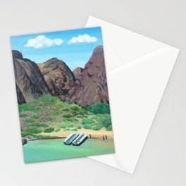 Grand Canyon Rafting Stationery Cards