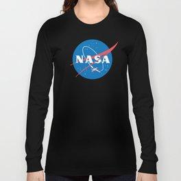 Nasa X wing fighter Long Sleeve T-shirt