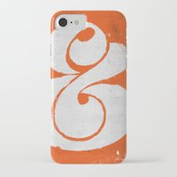 ampersand iPhone & iPod Cases featuring Ampersand by Andrei Robu