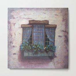 European Window Box AC150531-13 Metal Print