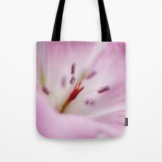 Pink Softness Tote Bag