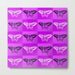 purple fantasy Metal Print