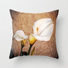 Calle Throw Pillow