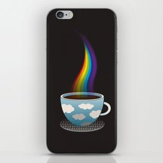 Cup of Rainbow iPhone & iPod Skin